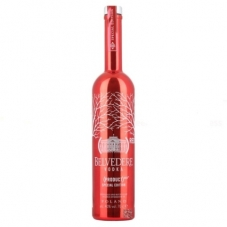 VODKA BELVEDERE RED