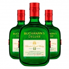Whisky Buchanans 12 anos