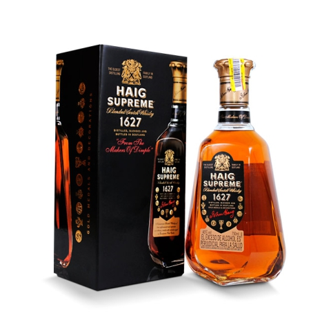 Whisky Haig Supreme 1000ml