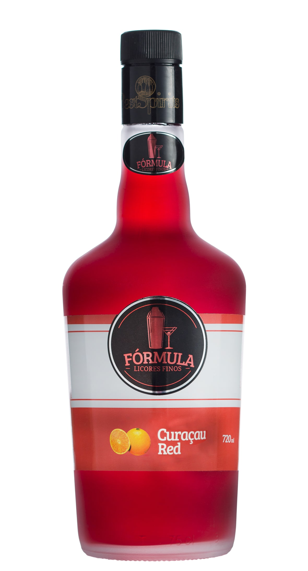 Licor Fórmula Curaçau Red 720ml