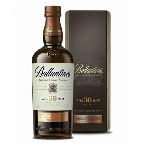 Ballantines 30 Years Old