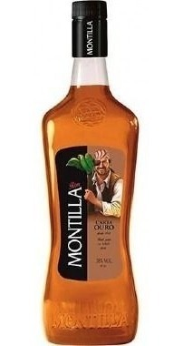 Rum Montilla Carta Ouro 1000ml