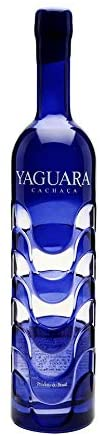Cachaça Yaguara Blue 750ml