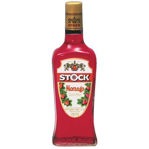 Licor Stock Morango 720ml