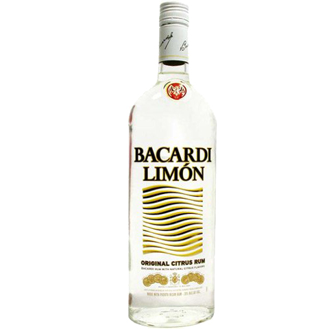 Bacardi Limón 750ml