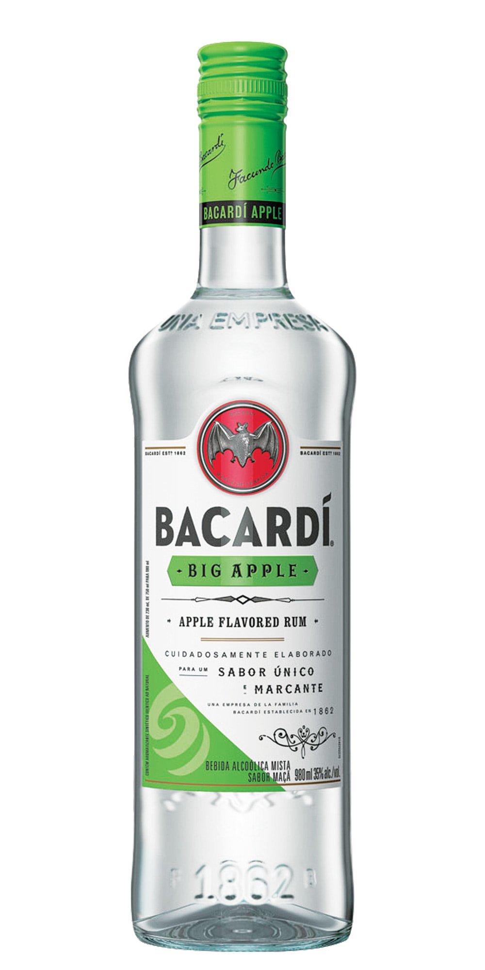Bacardi Big Apple 750ml