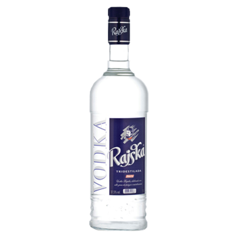 Vodka Rajska 1000ml