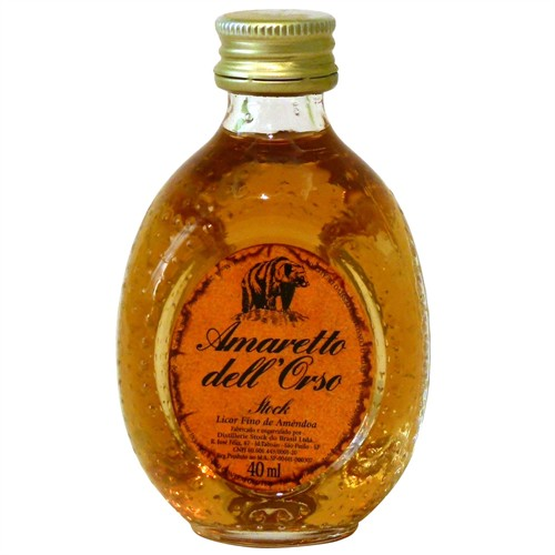MINI LICOR AMARETTO 40ml