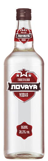 Vodka Novaya  950ML