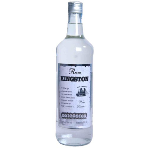 Rum Kingston Branco 950ml