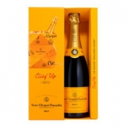 Kit Veuve Clicquot Brut Clicq Up 750 ml