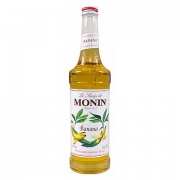 Xarope  Monin  de Banana 750ml