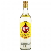Rum Havana Club 3 Years Old 750ml