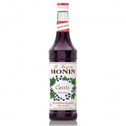 Xarope Monin de Cassis 750ml