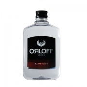 Vodka Orloff Petaca 250ml