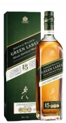 Whisky Scotch Johnnie Walker Green Label 1000ml