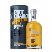 Whisky Single Malt Charlotte Scottish Barley Bruichladdich 700ml
