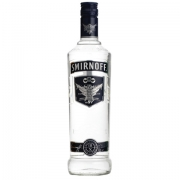 Vodka Smirnoff Black 1000ml
