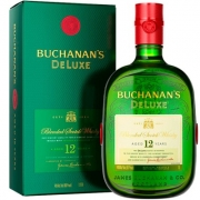Whisky Scotch Buchanan´s 12 anos De Luxe 1000ml
