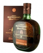 Whisky Scotch Buchanan´s 18 anos Special Reserve 750ml