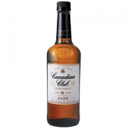 Whisky Canadian Club 750ml