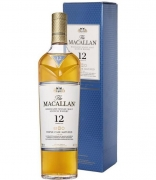 Whisky Scotch Macallan Fine Oak 12 anos 1000ml
