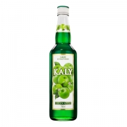 Xarope Kaly Green Apple - Maçã Verde 700ml